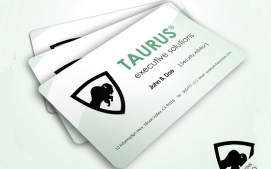 Taurus FREE Business Card