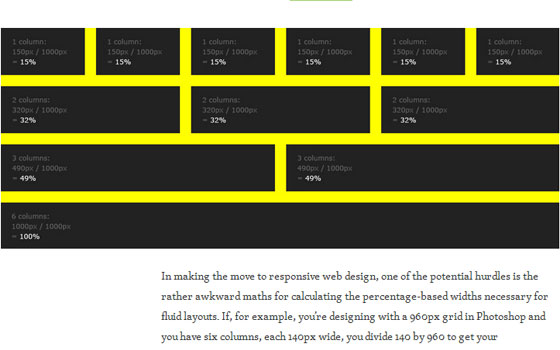 A better Photoshop grid for responsive web design