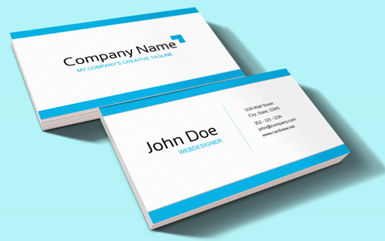 Free Business Card3