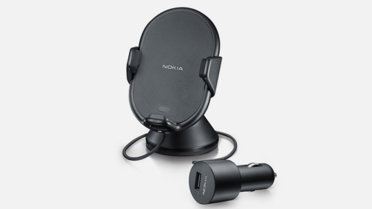 Nokia Wireless Car Charging holder