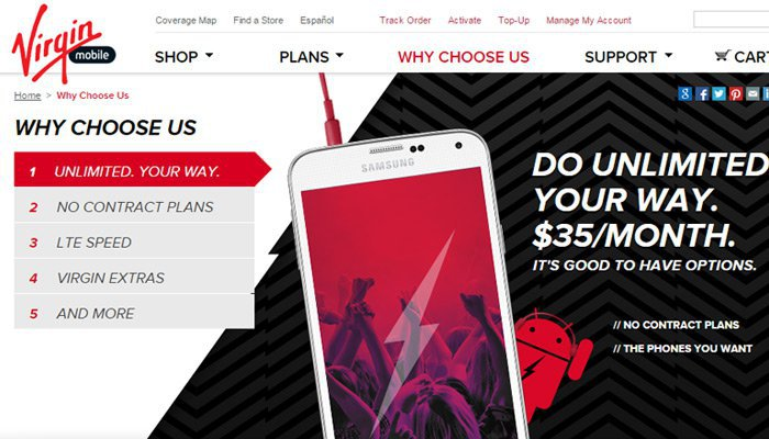 Virgin Mobile Australia