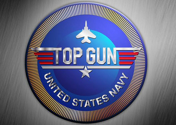 create-top-gun-badge-illustrator