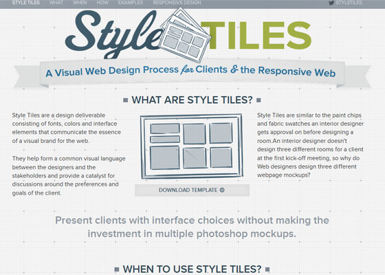 styletil 30+ Tools for Responsive Web Design