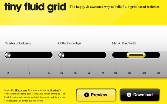 tinyfluidgrid 30+ Tools for Responsive Web Design