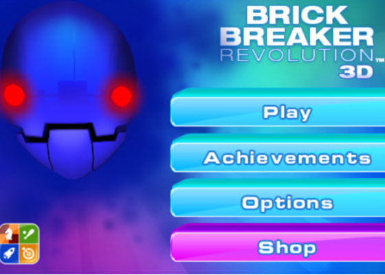 3D Brick Breaker Revolution FREE