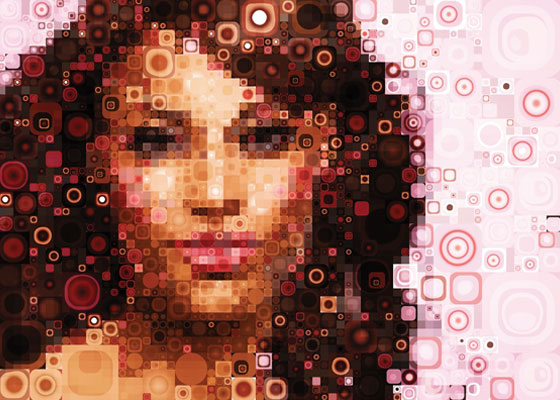 Design amazing mosaic effects tutorial