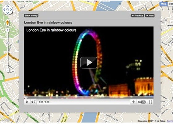 Maps-Video 20+ Best jQuery Google Maps Plugins