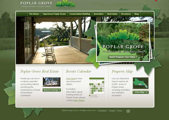 Poplar Grove Charleston