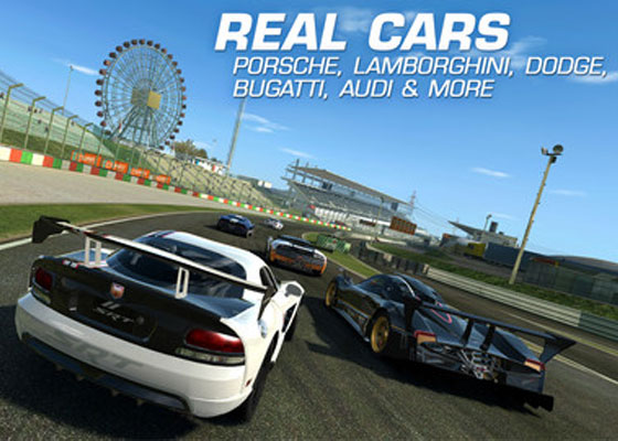 Real-Racing-3 30+ Iphone addective games
