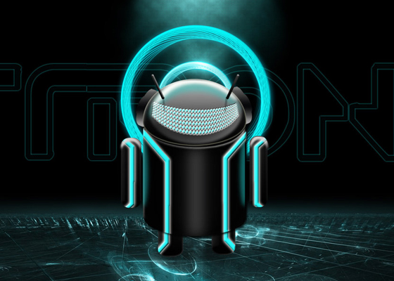 Tron Android