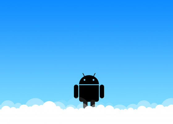 android clouds
