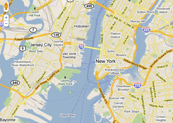 jMapping 20+ Best jQuery Google Maps Plugins
