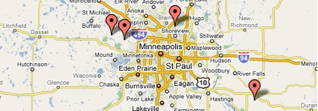 20+ Best jQuery Google Maps Plugins - Web3mantra
