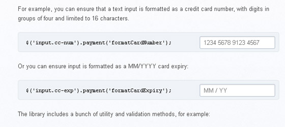 jquery-payment