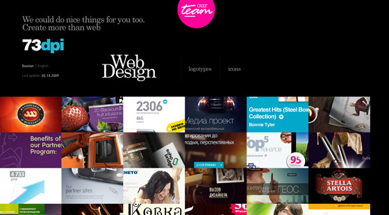 73dpi 35 Increase Your Creativity to Inspirational Design Portfolios