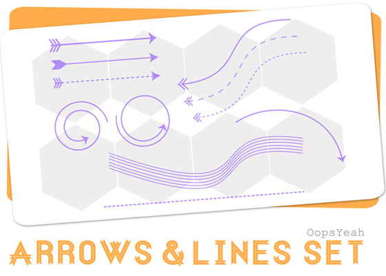 Arrows and Lines