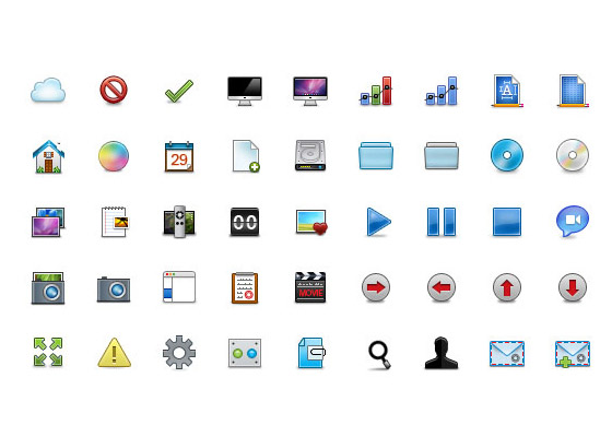 Basal-Icons Free Icon Sets to Bookmark