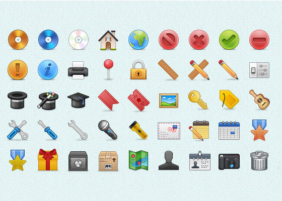 Build-Icons Free Icon Sets to Bookmark