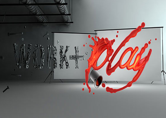 Incredible Typographic Illustration