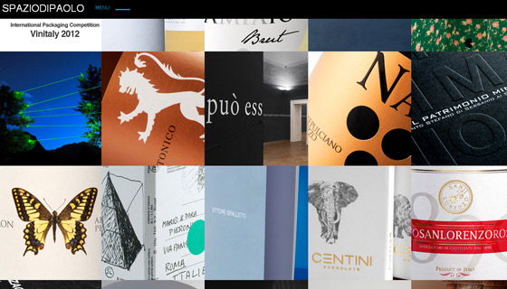 spaziodipaolo Grid based Awesome Website Designs