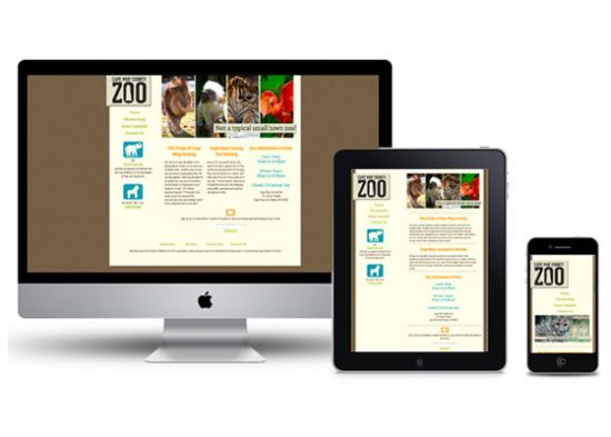 Responsive Web Design Inspirations