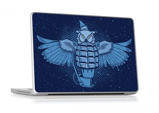 SInspirational Laptop Skins