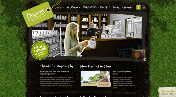food-websites-34 40+ Food Inspired Website Designs: Sweet & Tasty Inspiration