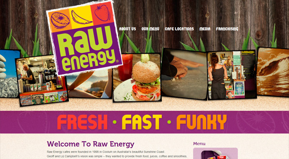food-websites-4 40+ Food Inspired Website Designs: Sweet & Tasty Inspiration