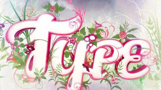Colorful Typography