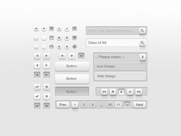 DBE2BFPUKTWD10_thumb 40+ PSD UI Kits for Web Designers