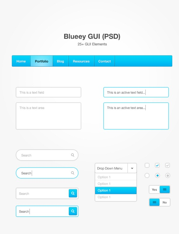 DBE2BFPUKTWD15_thumb_1 40+ PSD UI Kits for Web Designers