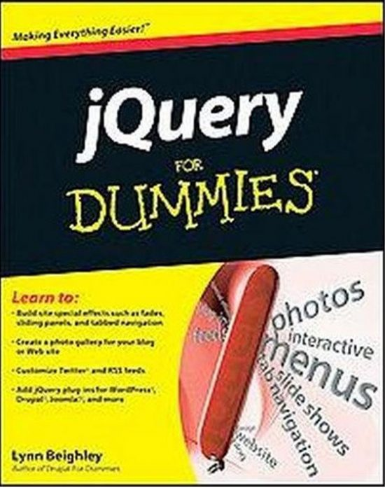 jQuery Ebooks