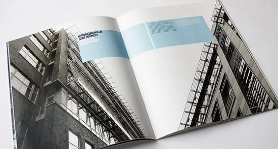 25 brochure design inspiration - Brochure Design Ideas