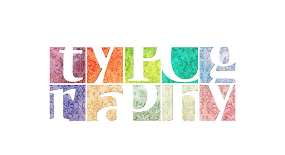 20-colorful-typography 40 Amazing Examples of Colorful Typography