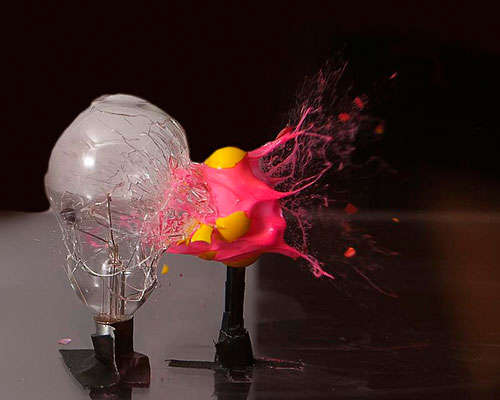 pellet-wins-again High-Speed Photography: 30 Fascinating Photography