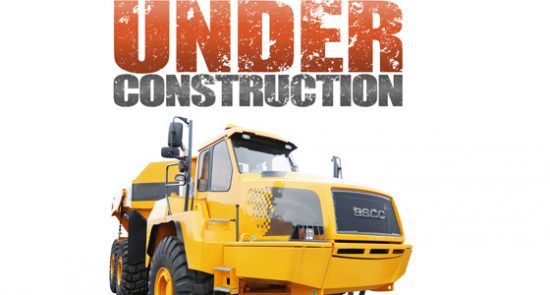 Under Construction Pages