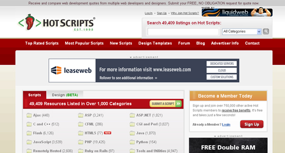 Best Websites To Download Scripts
