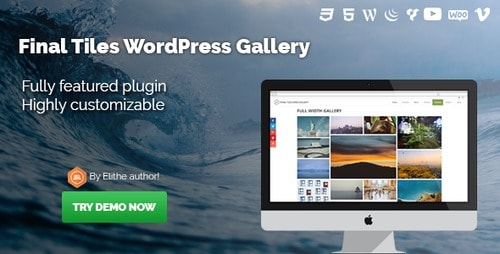Final Tiles WordPress Gallery