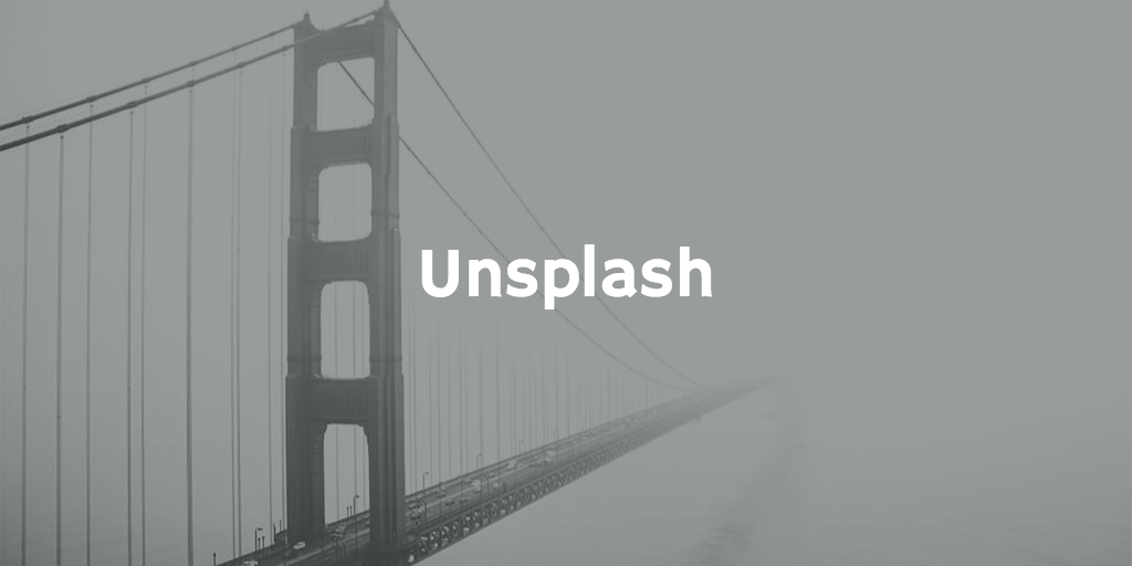 Unsplash 13 Stock Photography Sites That Aren't Garbage