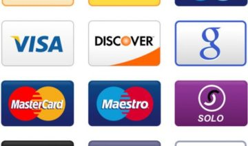 Credit Card vectors