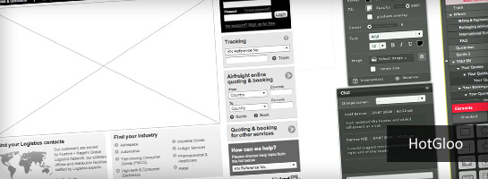 hotgloo-wireframing 15 Prototyping and Wireframing Tools for Designers