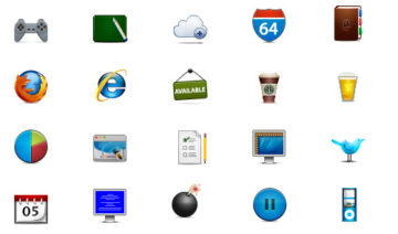 icons for web designers