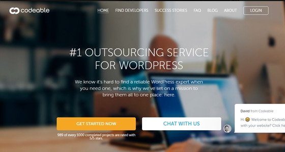 freelance website Codeable