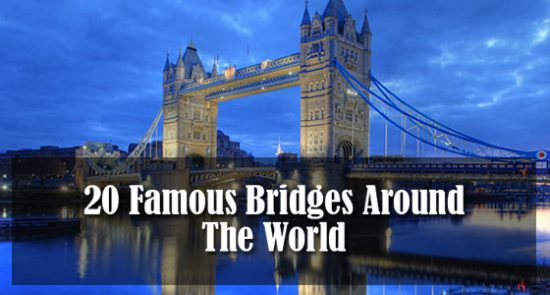 Web3mantra - Design Inspiration & Graphic Design ResourcesFamous Bridges Of The World