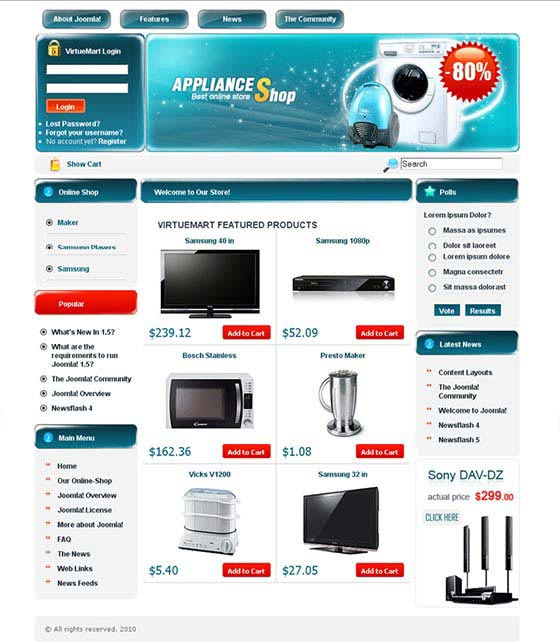 virtuemart 23 the Best eCommerce platforms, CMS shopping carts & Multi-Vendor Scripts