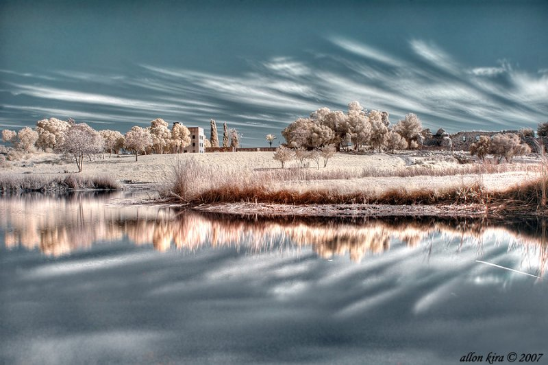 Infrared Winter