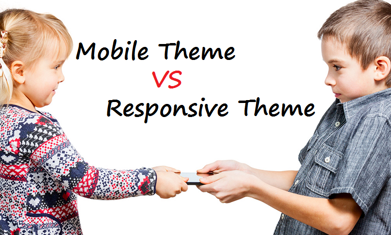 Mobile Theme and Responsive Theme