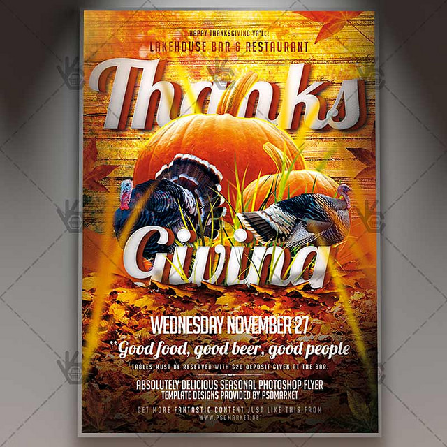Thanks Giving Celebration