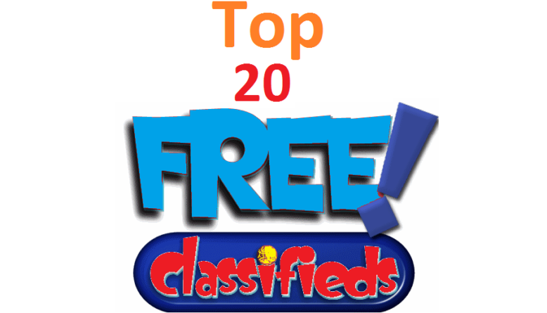free classifieds websites list