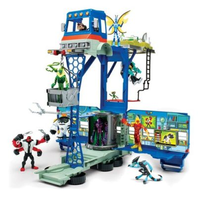 Ben10 Laboratory Toy set